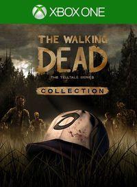 Portada oficial de The Walking Dead: The Telltale Series Collection para Xbox One