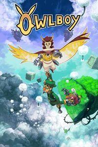 Portada oficial de Owlboy para Xbox One