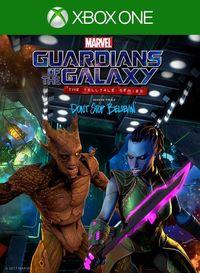 Portada oficial de Marvel's Guardians of the Galaxy: The Telltale Series - Episode 5 para Xbox One