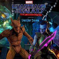 Portada oficial de Marvel's Guardians of the Galaxy: The Telltale Series - Episode 5 para PS4