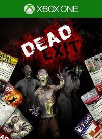 Portada oficial de Dead Exit para Xbox One