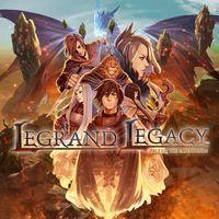 Portada oficial de Legrand Legacy para PS4