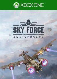 Portada oficial de Sky Force Reloaded para Xbox One