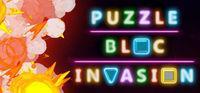 Portada oficial de Puzzle Bloc Invasion para PC