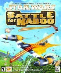 Portada oficial de Star Wars: Battle for Naboo para PC