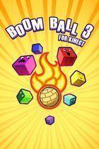 Portada oficial de de Boom Ball 3 para Xbox One