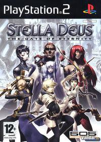 Portada oficial de Stella Deus para PS2
