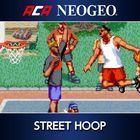 Portada oficial de de NeoGeo Street Hoop para PS4