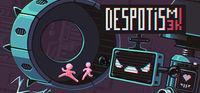Portada oficial de Despotism 3k para PC