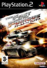 Portada oficial de The Fast and the Furious: Tokyo Drift para PS2