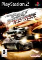 Portada oficial de de The Fast and the Furious: Tokyo Drift para PS2