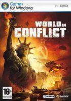 Portada oficial de de World in Conflict para PC