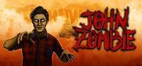 Portada oficial de John, The Zombie para PC
