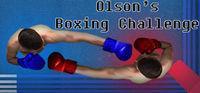 Portada oficial de Olson's Boxing Challenge para PC