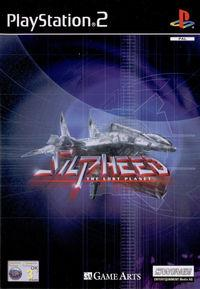 Portada oficial de Silpheed: The Lost Planet para PS2