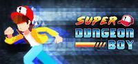 Portada oficial de Super Dungeon Boy para PC
