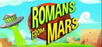 Portada oficial de Romans From Mars para PC