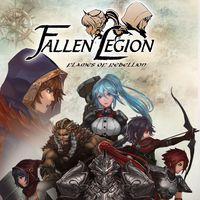 Portada oficial de Fallen Legion: Flames of Rebellion para PS4