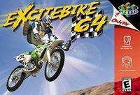 Portada oficial de Excitebike 64 para Nintendo 64