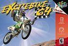 Portada oficial de de Excitebike 64 para Nintendo 64