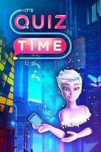 Portada oficial de It's Quiz Time para Xbox One