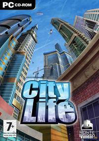 Portada oficial de City Life para PC