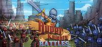 Portada oficial de Hyper Knights: Battles para PC