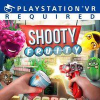 Portada oficial de Shooty Fruity para PS4