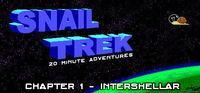 Portada oficial de Snail Trek - Chapter 1: Intershellar para PC