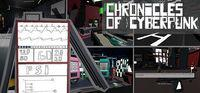 Portada oficial de Chronicles of cyberpunk para PC