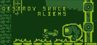 Portada oficial de Destroy Space Aliens para PC