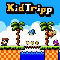 Portada oficial de Kid Tripp para Switch