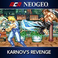 Portada oficial de NeoGeo Karnov's Revenge para PS4