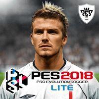 Portada oficial de Pro Evolution Soccer 2018 Lite para PS4