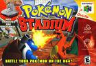 Portada oficial de de Pokemon Stadium para Nintendo 64