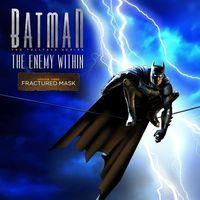 Portada oficial de Batman: The Enemy Within Episode 3 - Fractured Mask para PS4