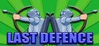 Portada oficial de Last Defense para PC