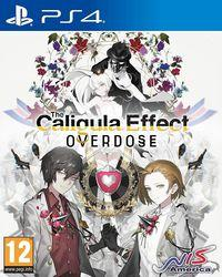 Portada oficial de The Caligula Effect: Overdose para PS4
