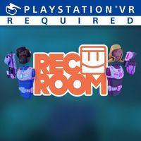 Portada oficial de Rec Room para PS4