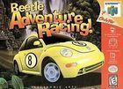 Portada oficial de de Beetle Adventure Racing para Nintendo 64