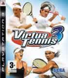 Portada oficial de de Virtua Tennis 3 para PS3
