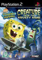 Portada oficial de de SpongeBob SquarePants: Creature para PS2