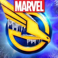 Portada oficial de Marvel Strike Force para Android