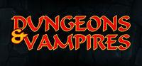 Portada oficial de Dungeons & Vampires para PC