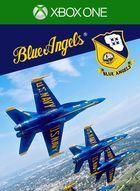 Portada oficial de de Blue Angels Aerobatic Flight Simulator para Xbox One