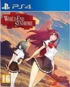 Portada oficial de de World End Syndrome para PS4
