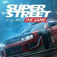 Portada oficial de Super Street: The Game para PS4