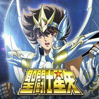 Portada oficial de Saint Seiya Cosmo Fantasy para Android