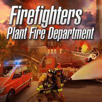 Portada oficial de Firefighters: Plant Fire Department para PS4