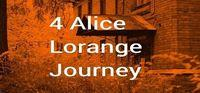 Portada oficial de 4 Alice: Lorange Journey para PC